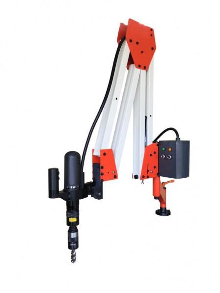 IMT-12 Elektrische Gewindeschneidmaschine + 90° Winkelverstellung (bis M12 Gewinde)