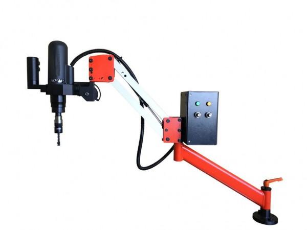 IMQ-12 Elektrische Gewindeschneidmaschine + 90° Winkelverstellung (bis M12 Gewinde)